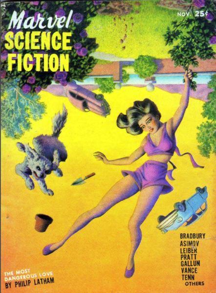 Marvel Science Fiction 1951 November Hi-Res