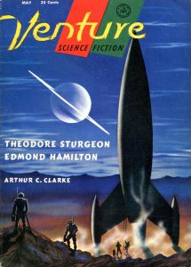 Venture Science Fiction 1958 May
