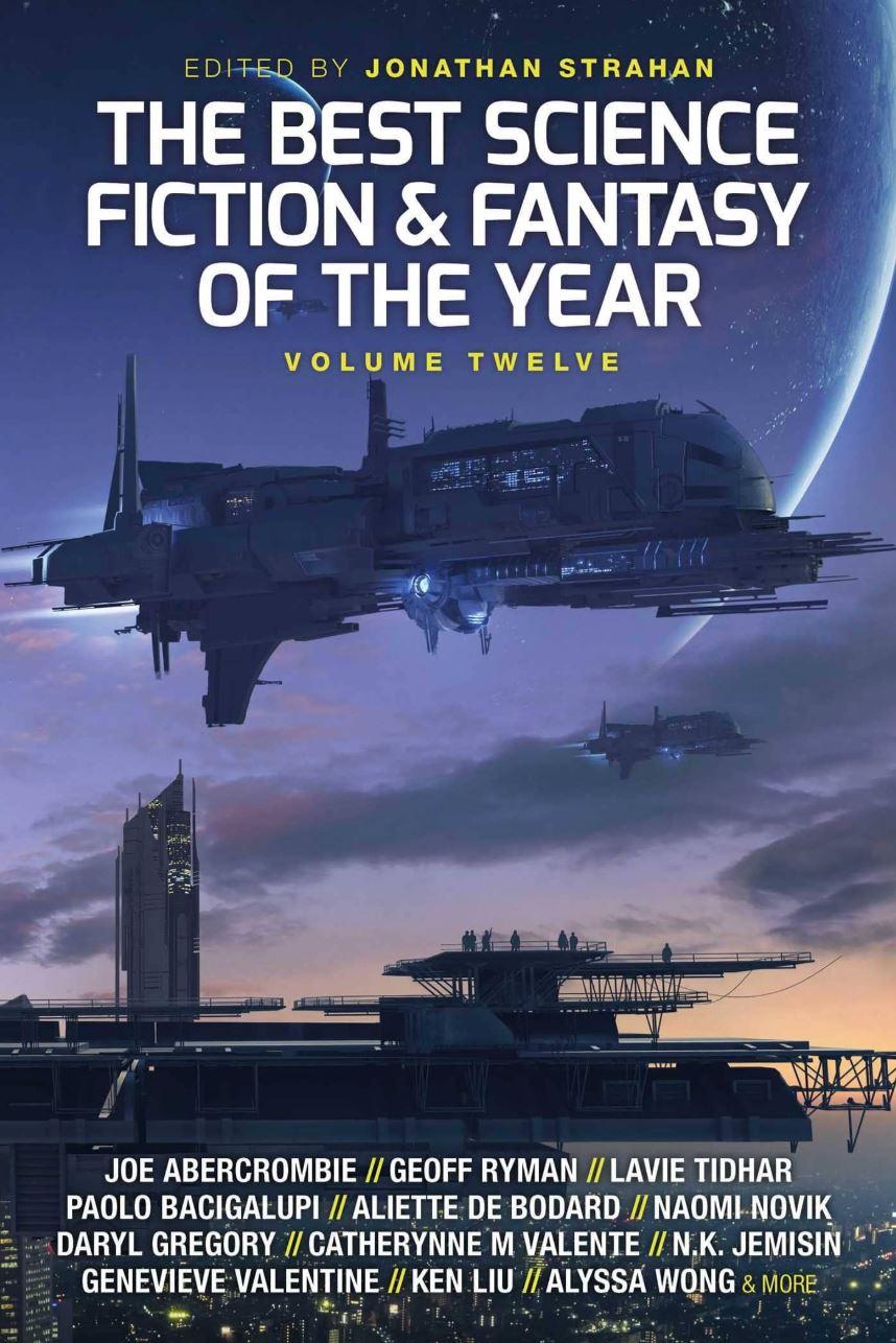fiction science fantasy volume twelve strahan jonathan solaris future books edited rising infinity end gate memory kindle treasures auxiliary ebook