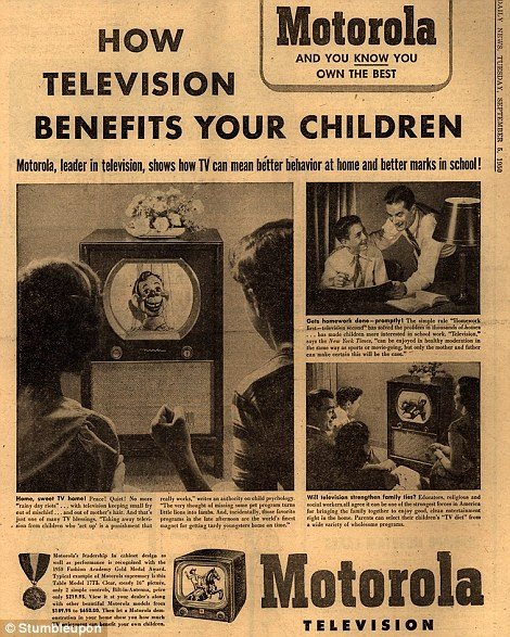 Mid-century ads 1