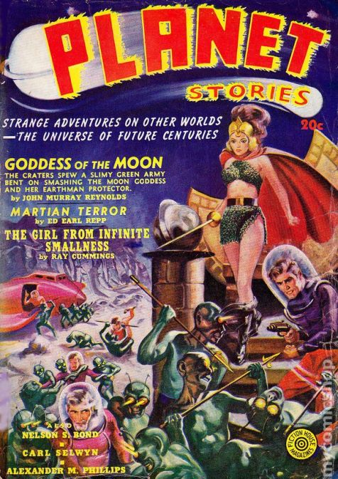 Planet Stories 1939