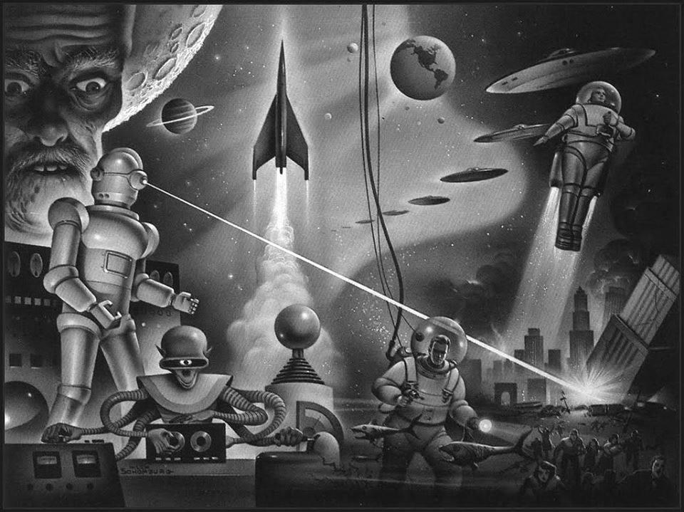 Space Opera Pulp 2