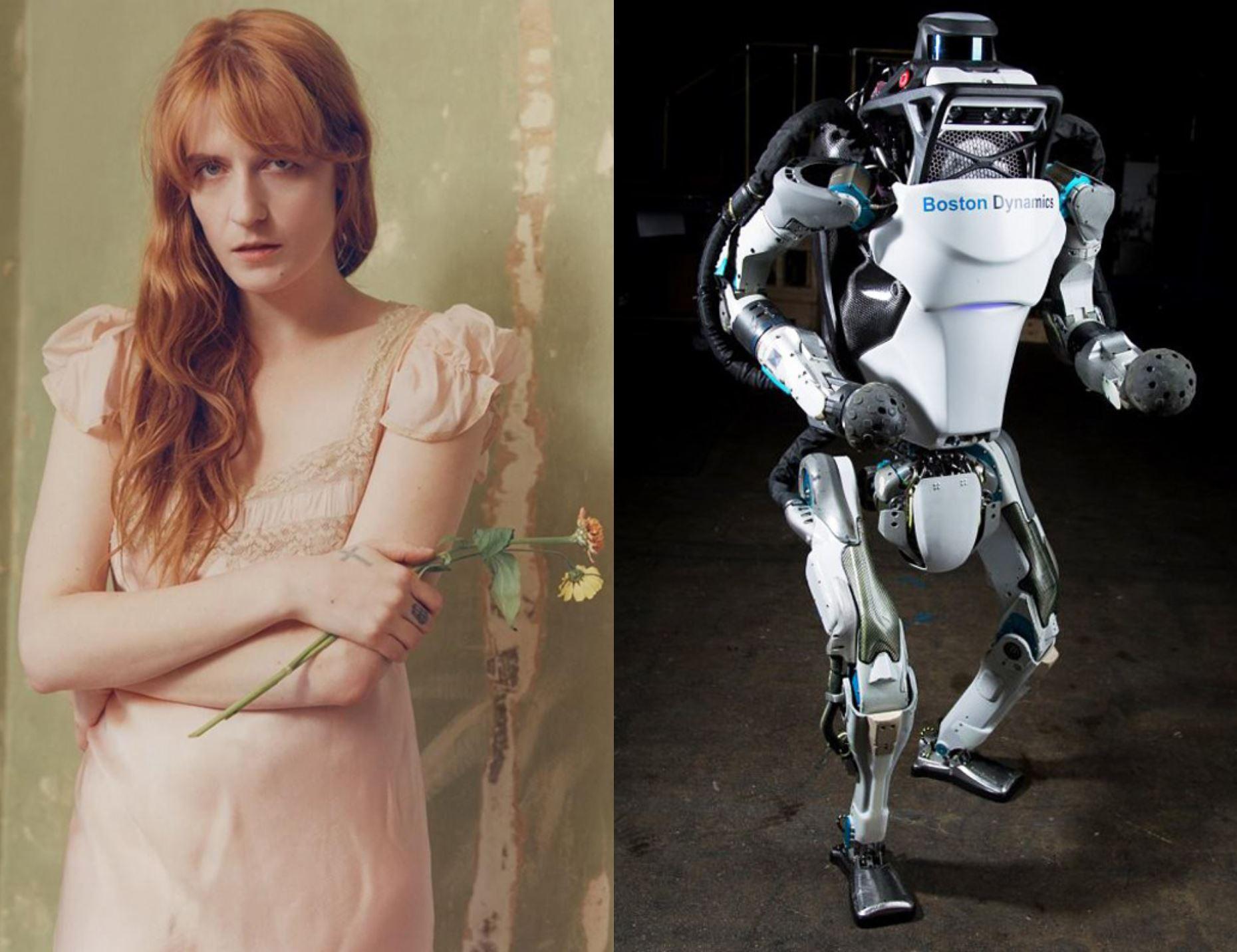 Florence v Machine