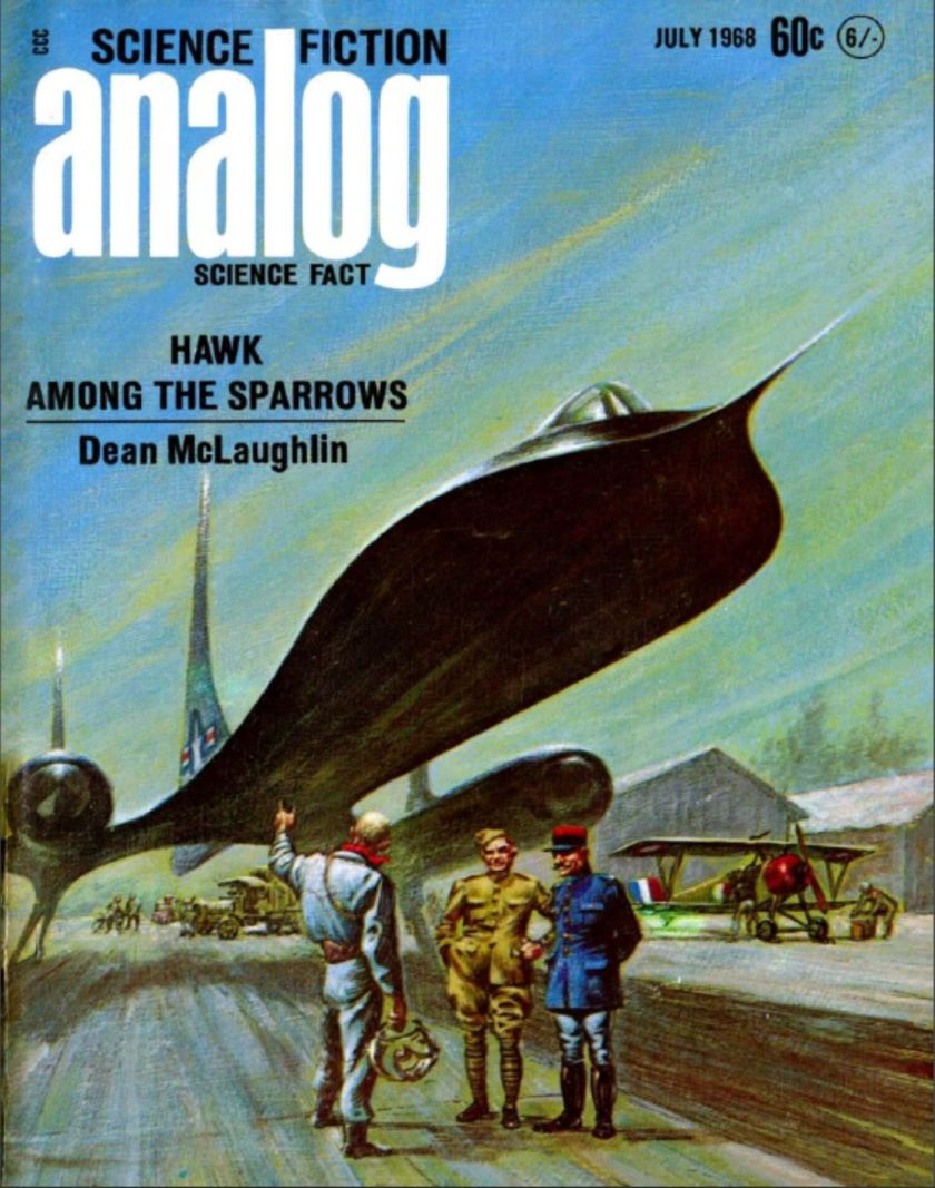 Analog Science Fiction July 1968
