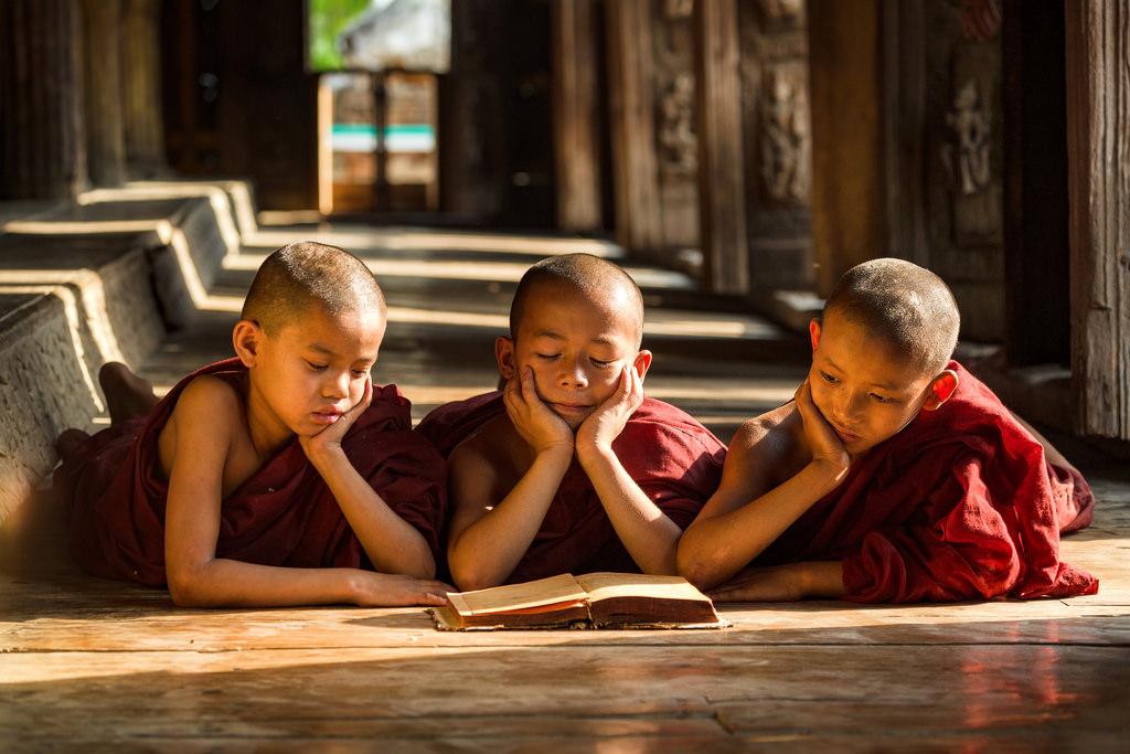 Mindfulness Inside Fiction