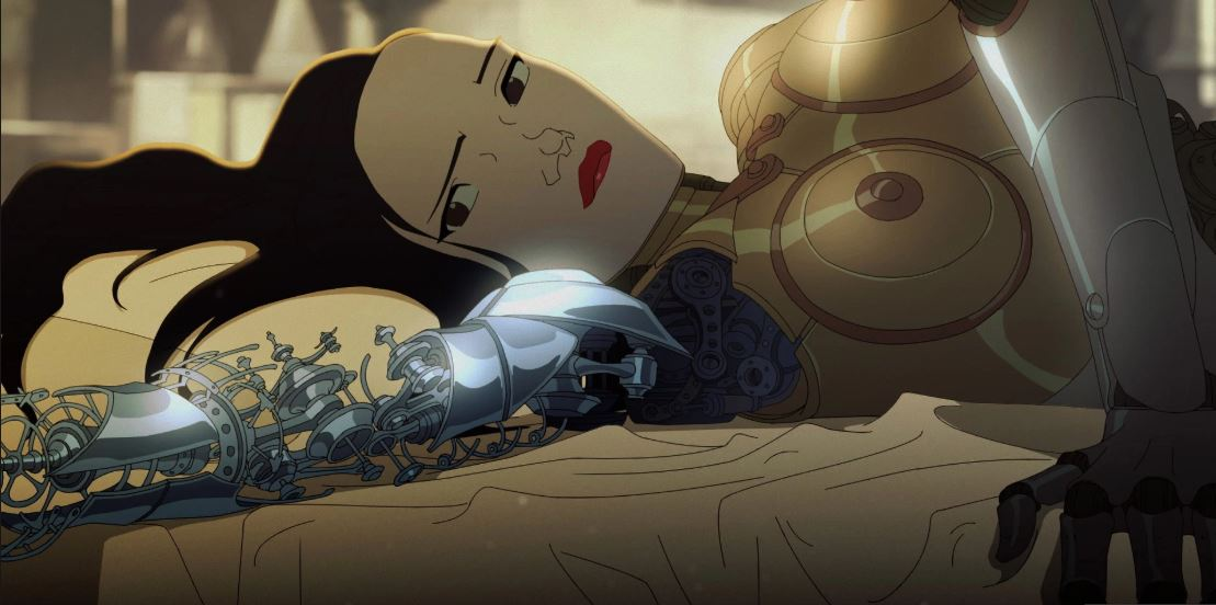 Love, Death + Robots: What is Mature Science Fiction?