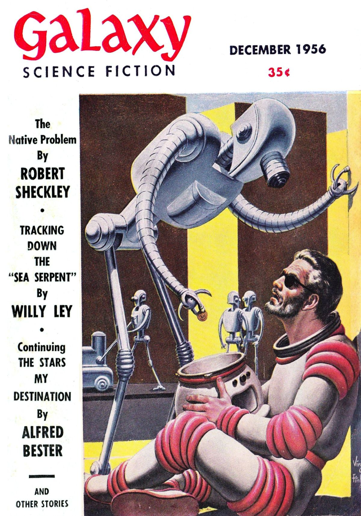 Unraveling a Loose Thread of History Found in a 1956 Issue of Galaxy Science Fiction