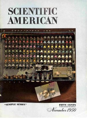Scientific American 1950-11