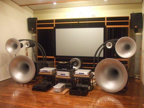 Extreme audiophile