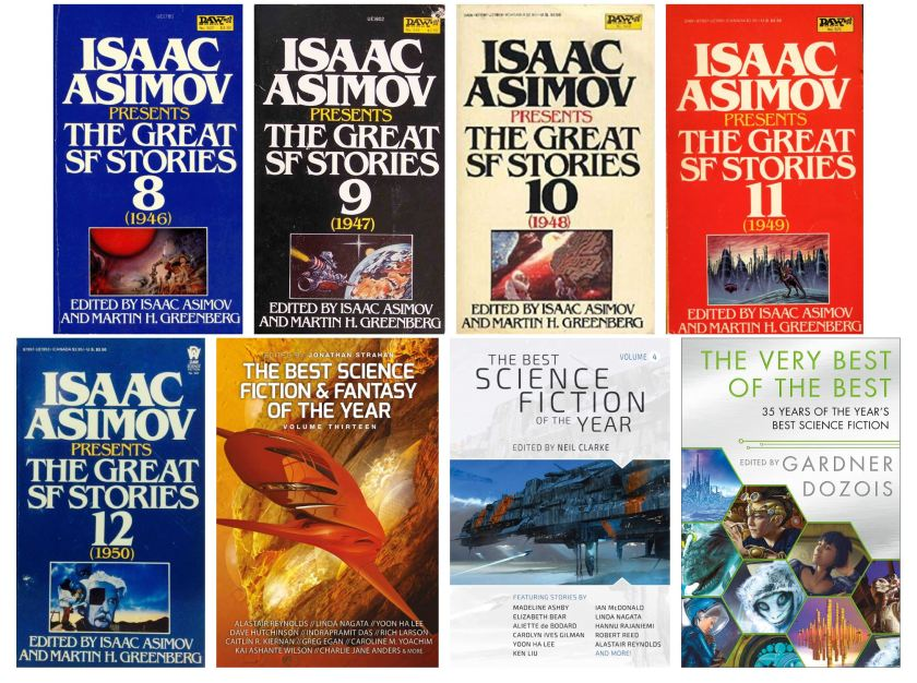 Asimov and others