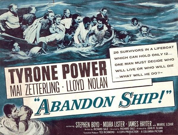 Abandon Ship (1957)