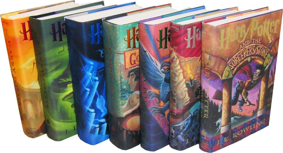 What Were The Harry Potter Books of Your Childhood?