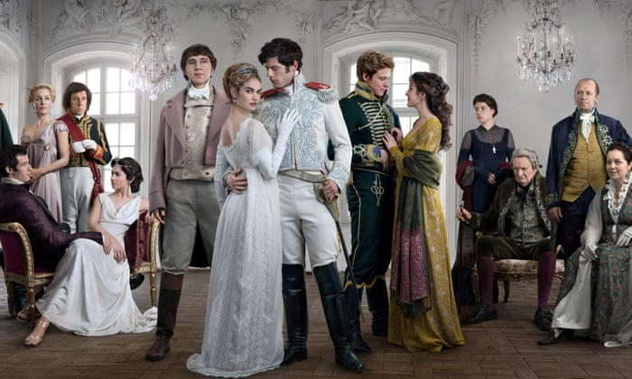 War and Peace – Book v.TV