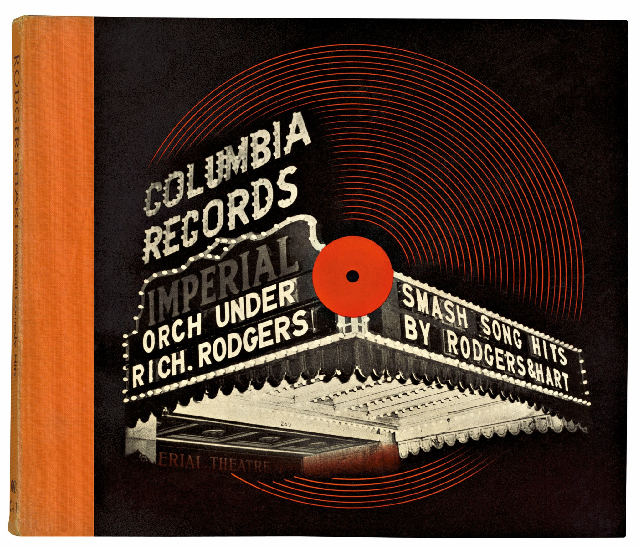 history of album cover art - first album cover design by alex steinweiss