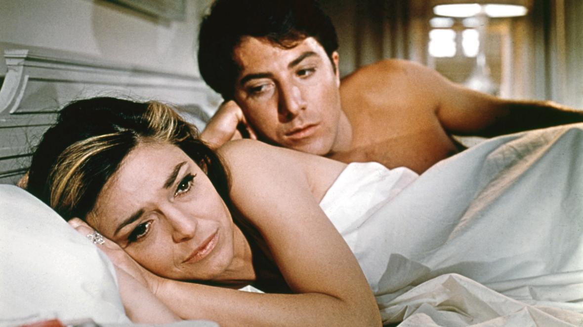 REWATCHING: The Graduate(1967)