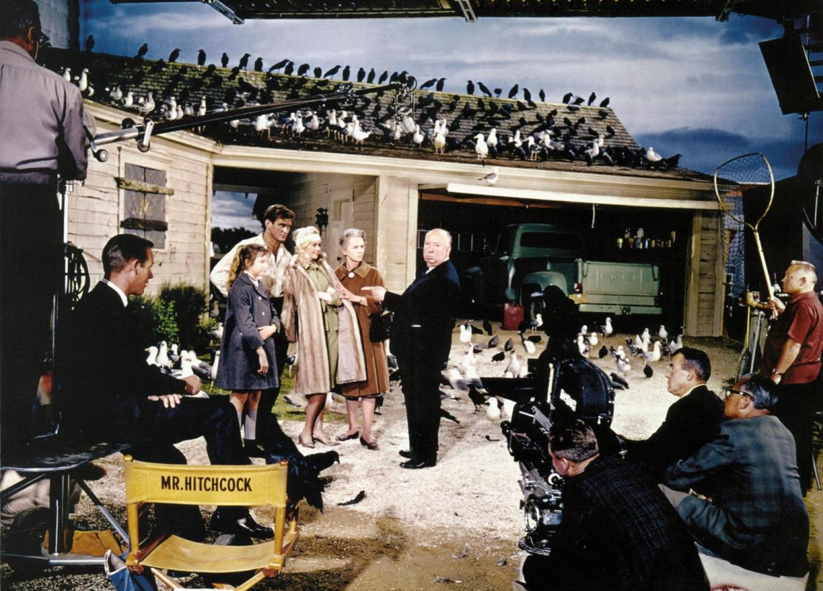 REWATCHING: The Birds(1963)