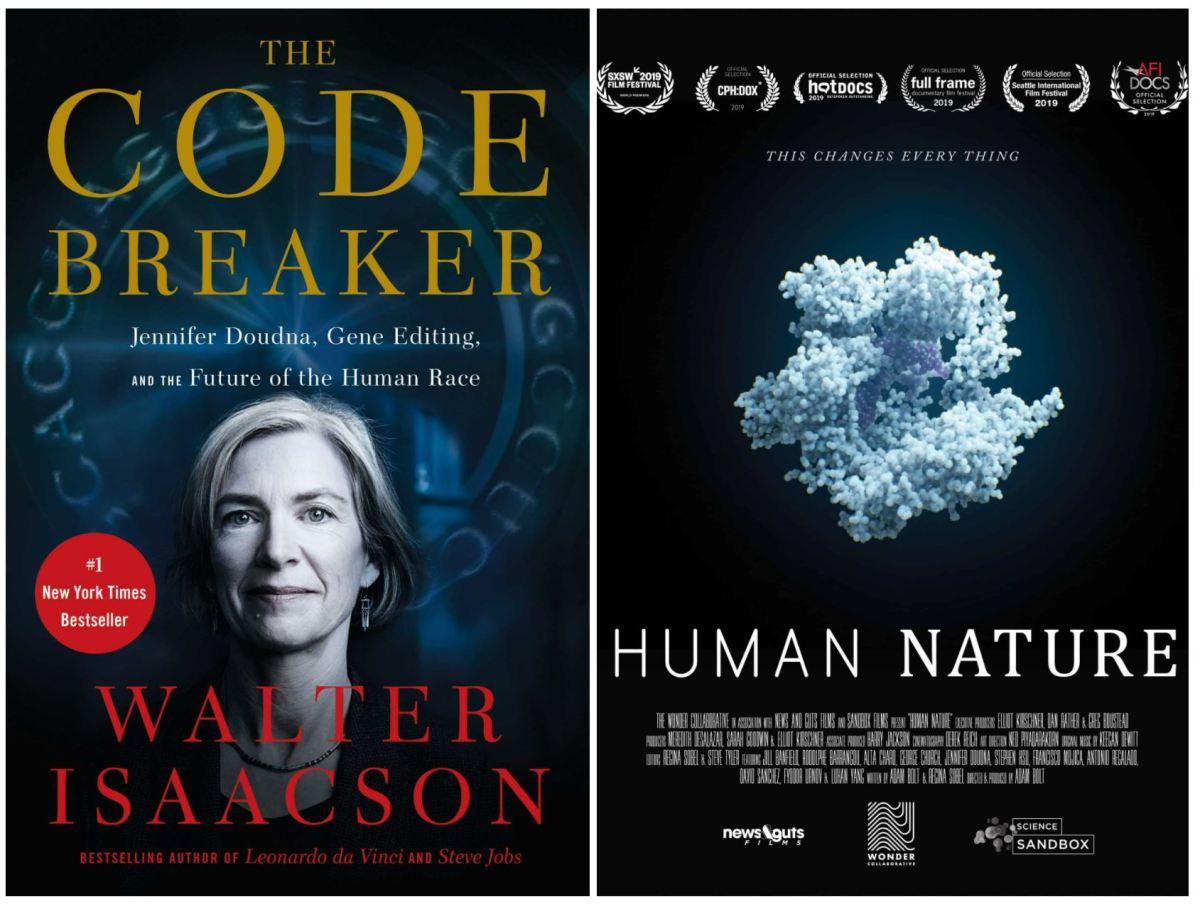 CRISPR: Book v.Documentary
